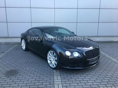 gebraucht Bentley Continental GT 6.0 W12 Speed 4WD Automatik FUL*4