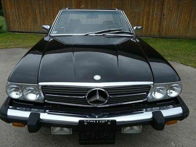 gebraucht Mercedes 560 SL(viele Neuteile und Wertgutachten)
