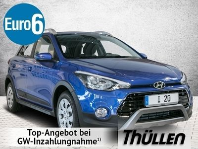 gebraucht Hyundai i20 Active Facelift 1.4 Benzin Select Klima Radio