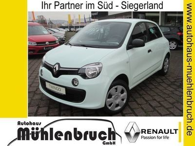 gebraucht Renault Twingo SCe70 Life ELEKTR. FENSTERHEBER SERVO ZV