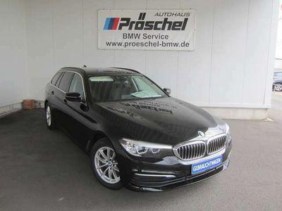 gebraucht BMW 520 d Touring Aut/Neues Modell (G31)/NAVI/LED