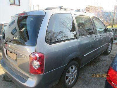 gebraucht Mazda MPV 2.0 MZR-CD Comfort7<< KLIMA<< EURO 3<< 7 SIZ