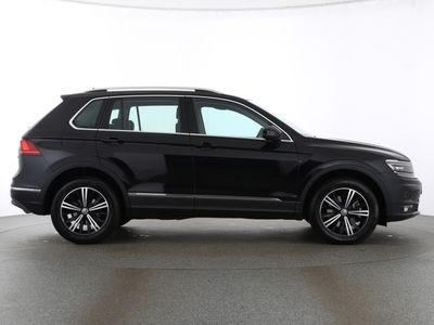 gebraucht VW Tiguan 2.0 TDI BMT DSG 4MOTION Highline | AHK |