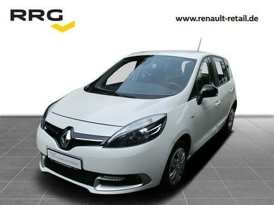 gebraucht Renault Scénic III LIMITED DELUXE dCi 110 EDC