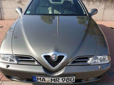 gebraucht Alfa Romeo 166 2.5 V6 24V Edizione Classica