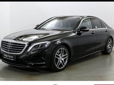 gebraucht Mercedes S350 d AMG Line Panorama Airmatic Head-Up LED