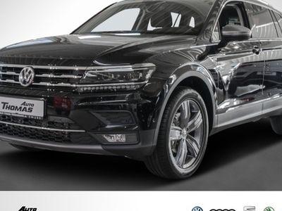 usado VW Tiguan Allspace Highline 2.0 TDI 4MOTION DSG