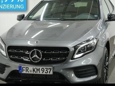 käytetty Mercedes GLA200 Edition LED Night Keyl-GO Kamera Navi PTS