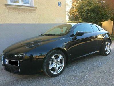 gebraucht Alfa Romeo Brera 2.2 JTS 16V Sky View *BOSE-Soundsystem* als Sportwagen/Coupé in Rosenheim