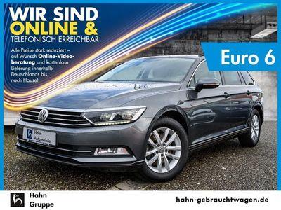 gebraucht VW Passat Variant Comfortline 2.0TDI EU6 Comf DSG LED ACC Navi