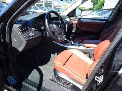 gebraucht BMW X3 xDrive30d Navi Prof. Xenon el. Sitze DAB AHK