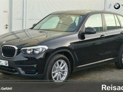 gebraucht BMW X3 xDrive20d A Navi,Autom,SH,PDC