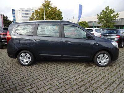 gebraucht Dacia Lodgy SL Celebration 7-Sitzer Navi PDC Klima ...
