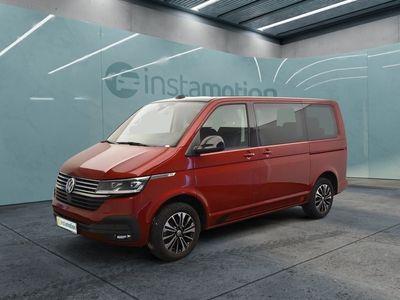 gebraucht VW Multivan LT T6.12.0 TDI 4Motion DSG Edition AHK