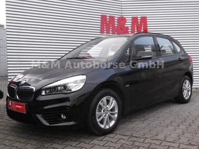 gebraucht BMW 218 Active Tourer d A Sport Line LED/ServicePaket