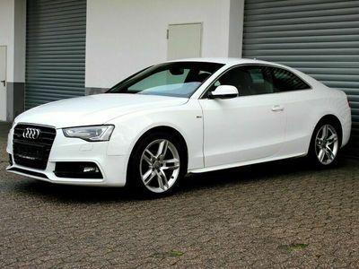 gebraucht Audi A5 Coupe 2.0 TFSI quattro KLIMA LED AUTOMATIK