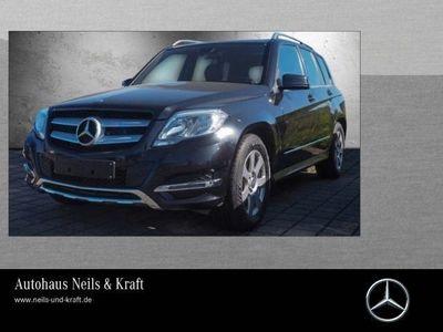gebraucht Mercedes GLK220 CDI 4MATIC BlueEFFICIENCY AHK+Navi+PDC