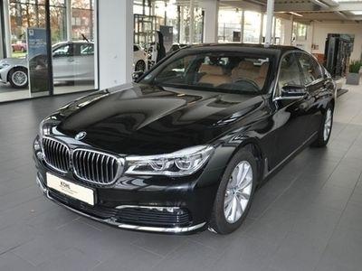 gebraucht BMW 730L d xDrive Navi Glasdach LM K