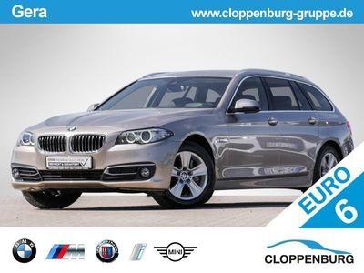gebraucht BMW 530 d xDrive Touring Head-Up HiFi DAB Xenon RFK
