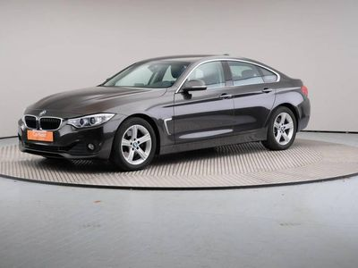 gebraucht BMW 430 Gran Coupé 4 Serie d Sport-Aut. Advantage Navi
