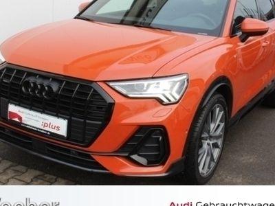 gebraucht Audi Q3 45 TFSI quattro S tronic NP70 S line Pano Nav