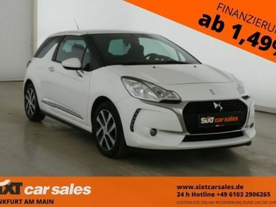 used Citroën DS3 3 1.2 PureTech 82 Chic