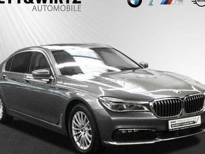 käytetty BMW 740 Le iPerformance xDrive 18'' LM Laser DriAssist