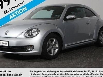 gebraucht VW Beetle 1.4 TSI Design Einparkhilfe Sitzheizung