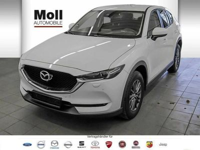 gebraucht Mazda CX-5 SKYACTIV-G 194FWD Aut. Exclusive Navi i-Act PDF