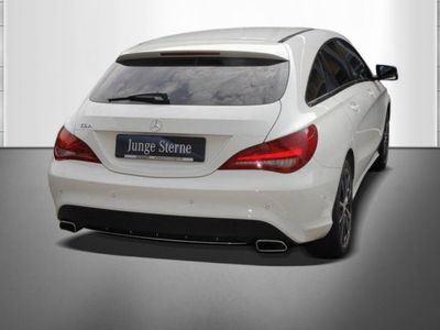 gebraucht Mercedes CLA180 Shooting Brake Urban,Night,Heckk.el,