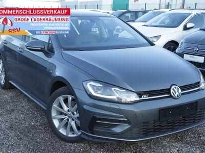 gebraucht VW Golf 1.5 TSI 150 DSG R-Line Nav LED ErgoSi ACC