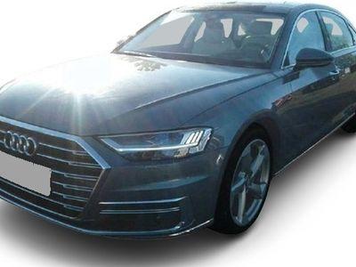gebraucht Audi A8L A8 50 TDI UPE139 LM20 KONTUR+EINZELSITZE B&O STANDHZG.