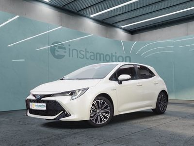 gebraucht Toyota Corolla CorollaTeam D 5-trg. 20-Hybrid Apple/Android