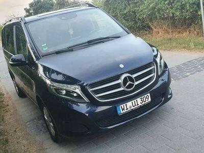gebraucht Mercedes V220 (BlueTEC) d lang Avantgarde