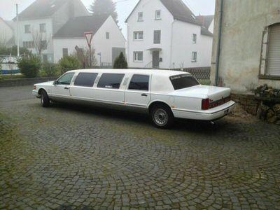 gebraucht Ford Lincoln Town Car Strechlimousine