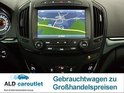 gebraucht Opel Insignia 2.0 CDTI Sports Tourer Aut. Innovation K