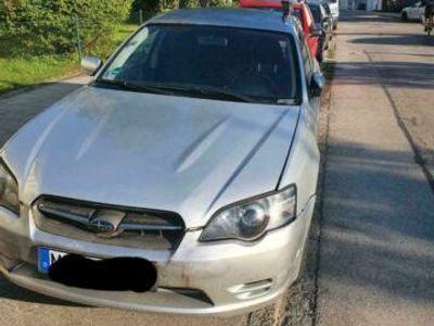 gebraucht Subaru Legacy 2,0l,LPG