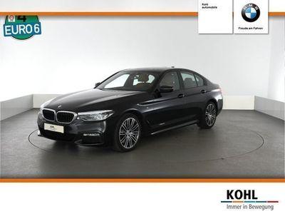 used BMW 540 i xDrive M Sportpaket Komfortsitze Glasdach