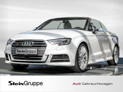 gebraucht Audi S3 Cabriolet TFSI S tronic NAVI EINPARKHILFE Gebrauchtwagen, bei Richard Stein GmbH & Co. KG