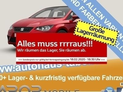 gebraucht Seat Ibiza 1.0 EcoTSI 115 DSG Style Media-Color Klima