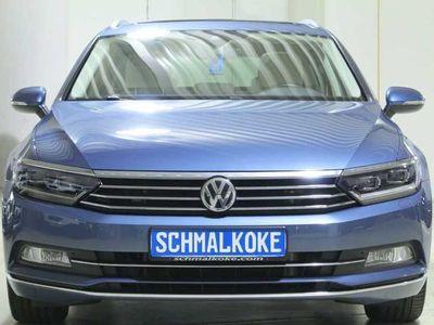 gebraucht VW Passat Variant TDI2.0 SCR DSG BMT HIGHL Leder Na
