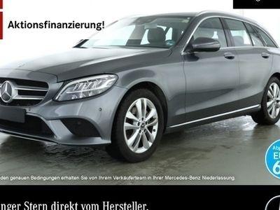 gebraucht Mercedes C200 d T Avantgarde LED Kamera Spurhalt-Ass PTS