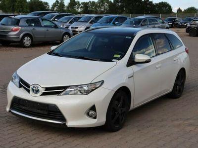 gebraucht Toyota Auris Touring 1.8i Sports Hybrid Life+