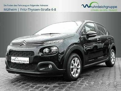gebraucht Citroën C3 Feel 1.2 PureTech 82 EU6d-T Rückfahrkam. LED-Tagfa