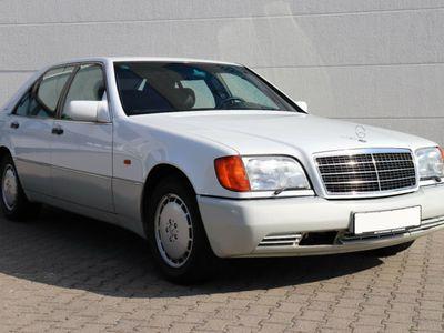 używany Mercedes 600 SELV12, ORIGINAL KM, TÜV NEU.