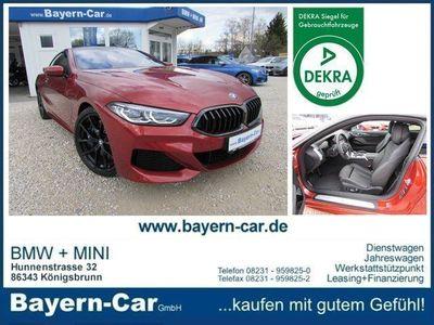 gebraucht BMW 840 d xD MSport Sitzlüft.Carbondach Standh.LaserL