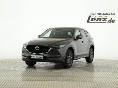 gebraucht Mazda CX-5 Exclusive-Line KAMERA HUD LED ab 0,99%Fin.