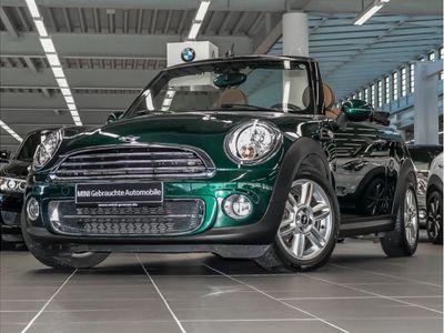 gebraucht Mini Cooper D Cabriolet Automatik (AUT)