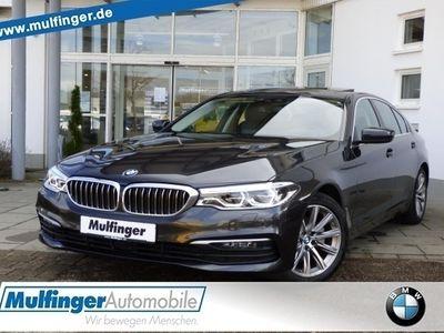 gebraucht BMW 520 dA.xDr.Standh.Lenkradh.ACC KomfS.SoftCl.Park+
