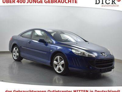 gebraucht Peugeot 407 Coupe Aut. Sport >XENO...